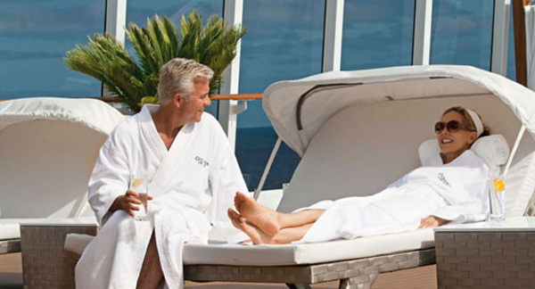 Oceania Cruises spa