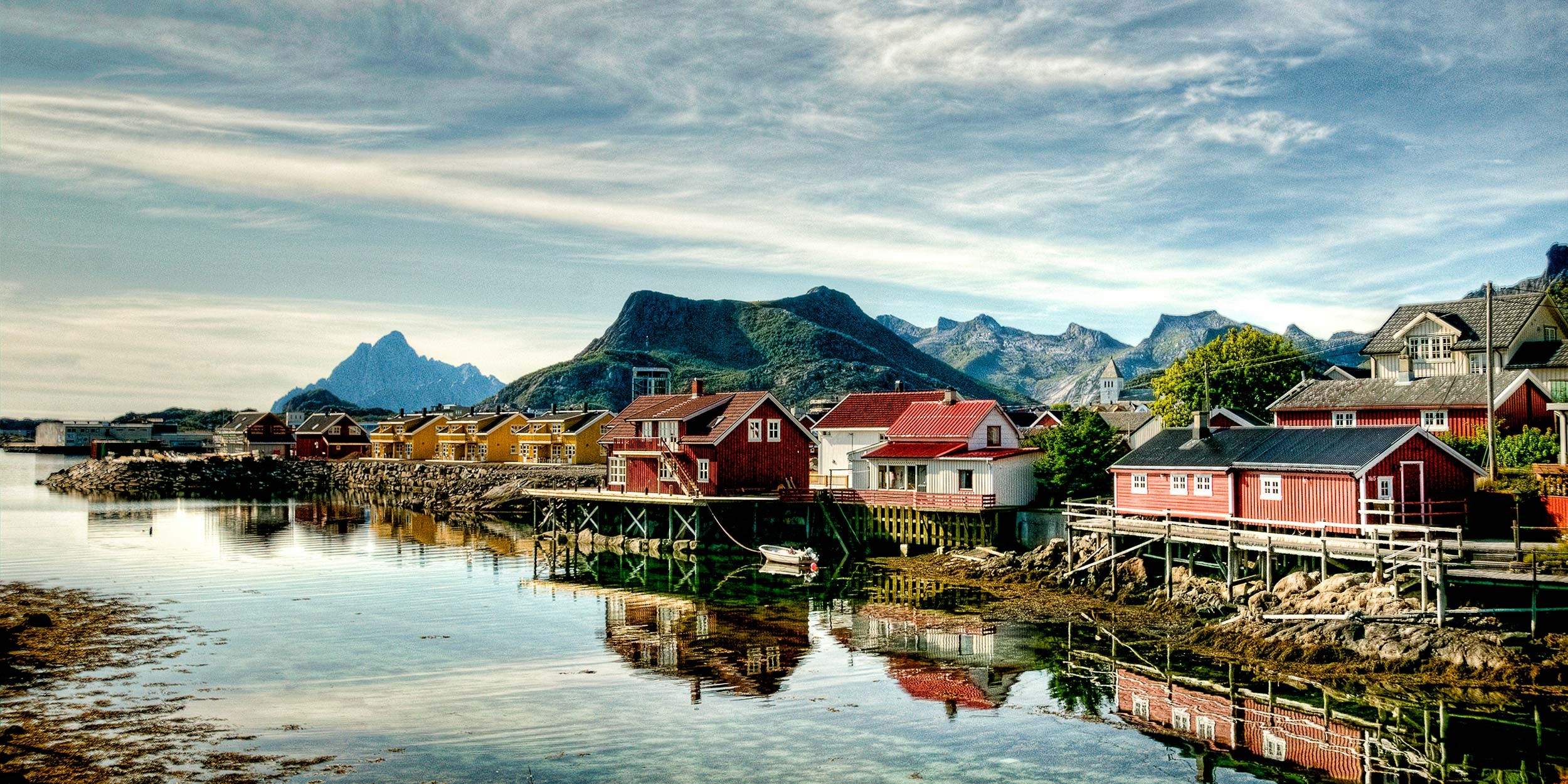 Detail:Cruise Noordkaap & Spitsbergen & Noorse Fjorden aan super ...