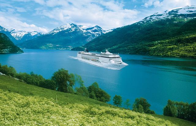 Afbeeldingsresultaat voor msc cruises fjords